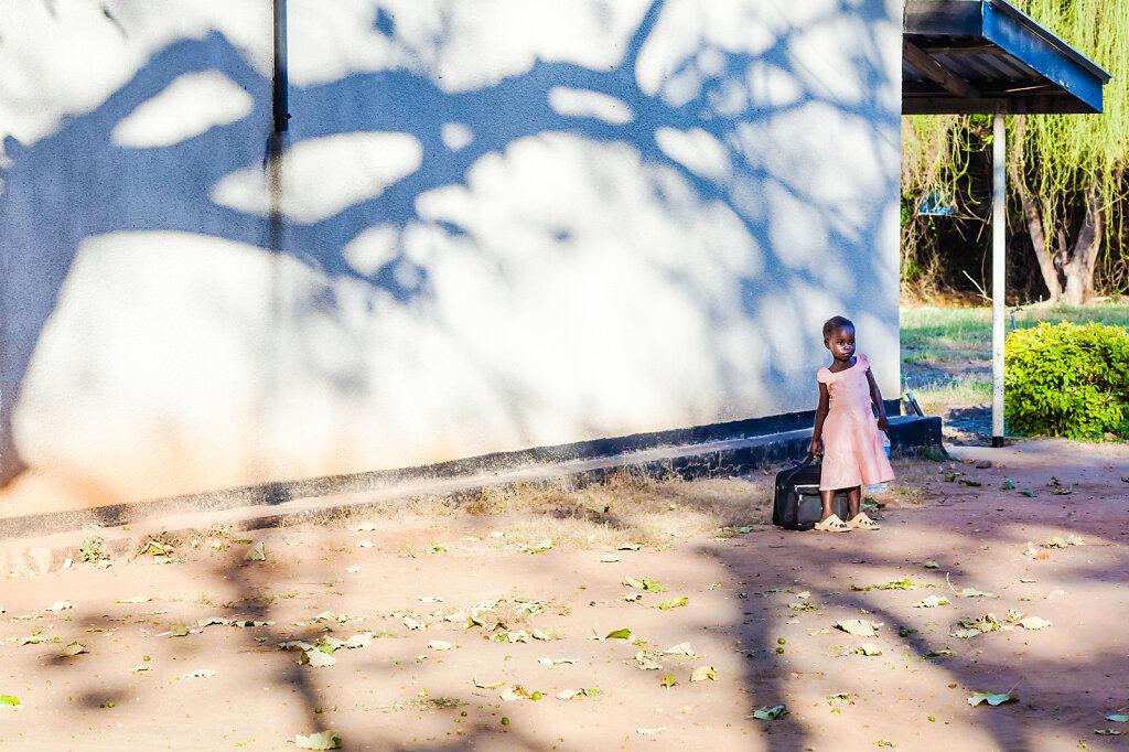 Børn i Afrika I