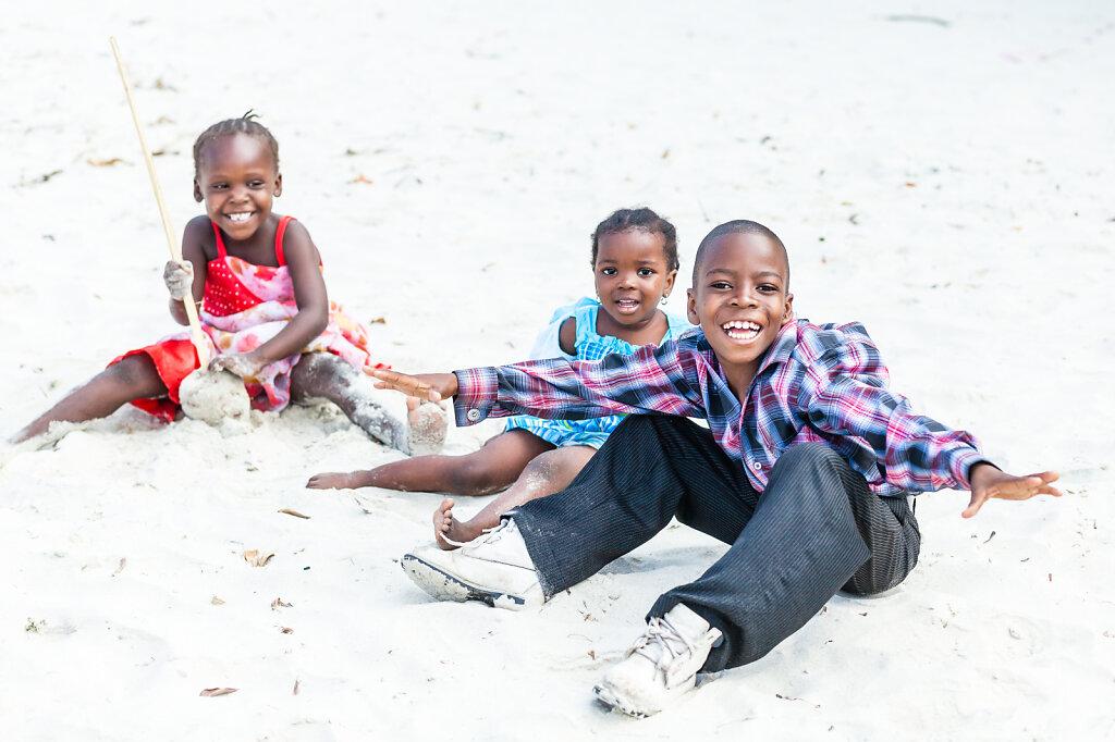 Børn i Afrika IV