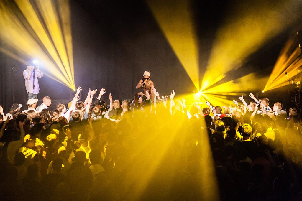 Lil' B, Click Festival, Helsingør