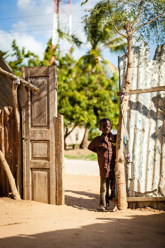 Børn i Afrika X