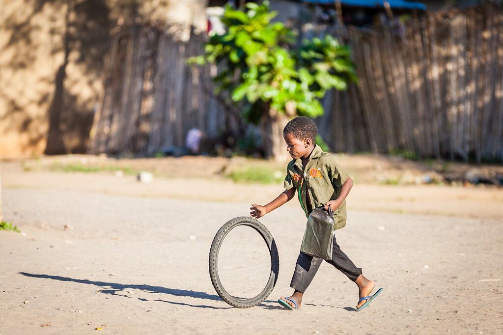 Børn i Afrika XVI