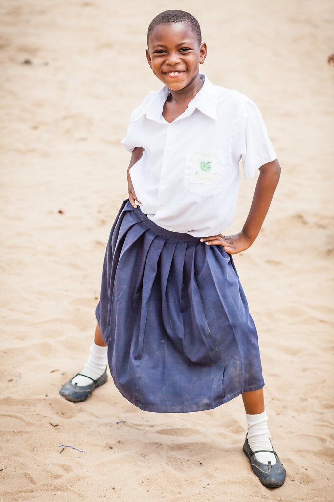 Børn i Afrika XV