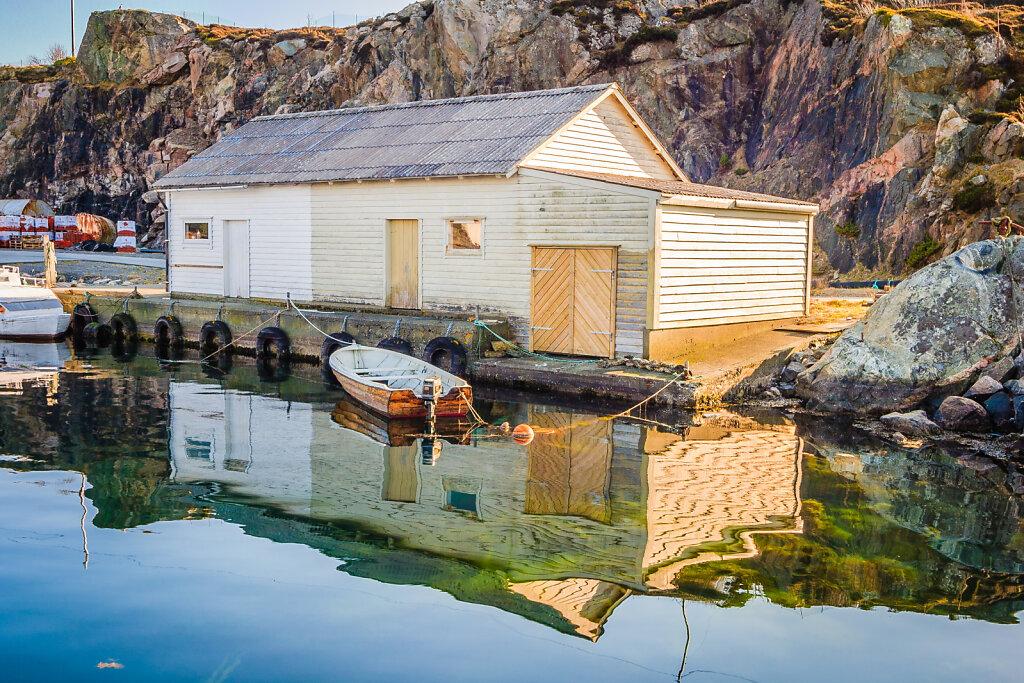 Bådehus, Norge
