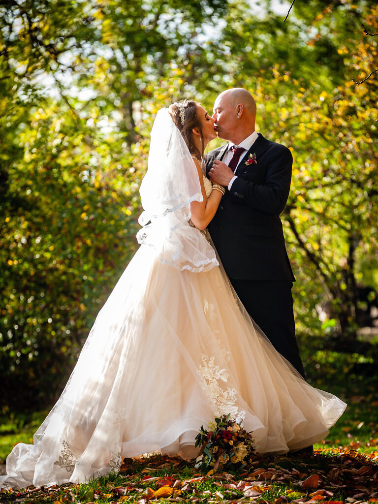 Bryllupsportræt I